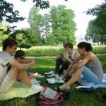 Kartenspielen in Frankreich