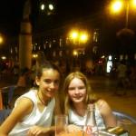 laue Sommernacht in Spanien