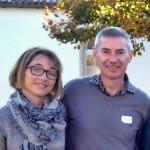 Florence und Xavier Racinais